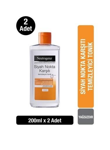 Neutrogena Visibly Clear Siyah Nokta Karşıtı Tonik 200 Ml X2 Renksiz